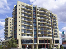 Springwood Tower Apartment Hotel - Melbourne Tourism