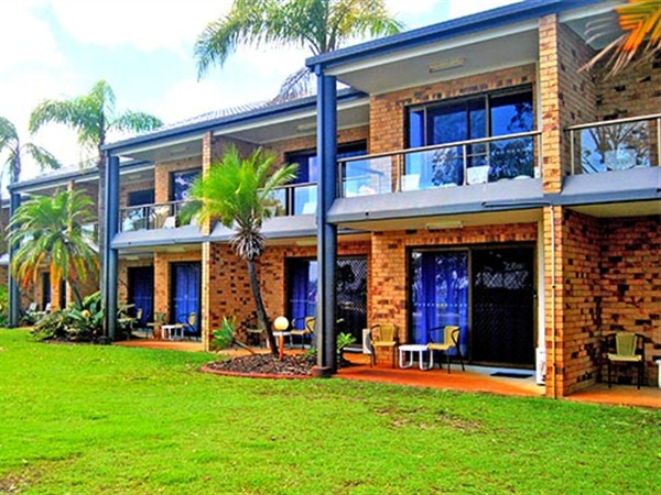 Bribie Waterways Motel - Melbourne Tourism