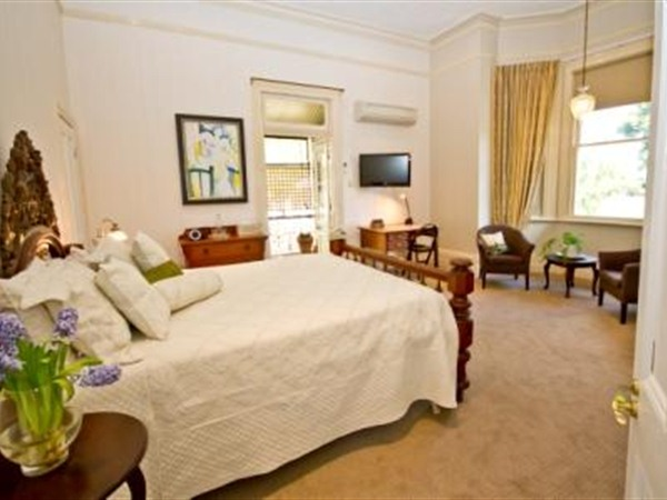 Brisbane Milton Bed and Breakfast - Melbourne Tourism