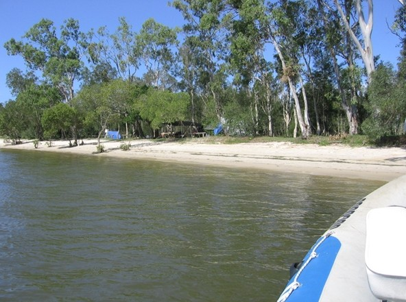 Mission Point Camping Area - Melbourne Tourism