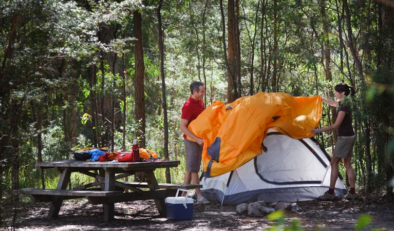 Bald Rock campground and picnic area - Melbourne Tourism