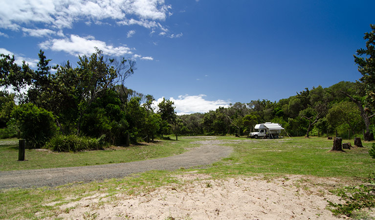 Banksia Green campground - Melbourne Tourism
