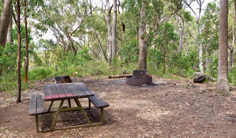 Bark Hut picnic area and campground - Melbourne Tourism
