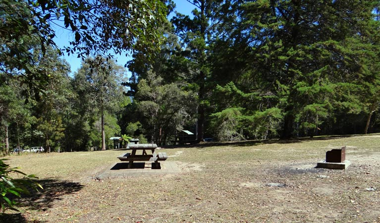 Cutters Camp campground