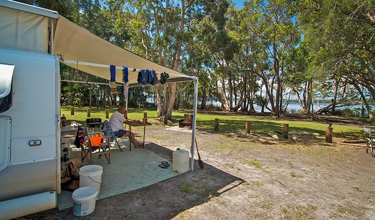 Dees Corner campground - Melbourne Tourism