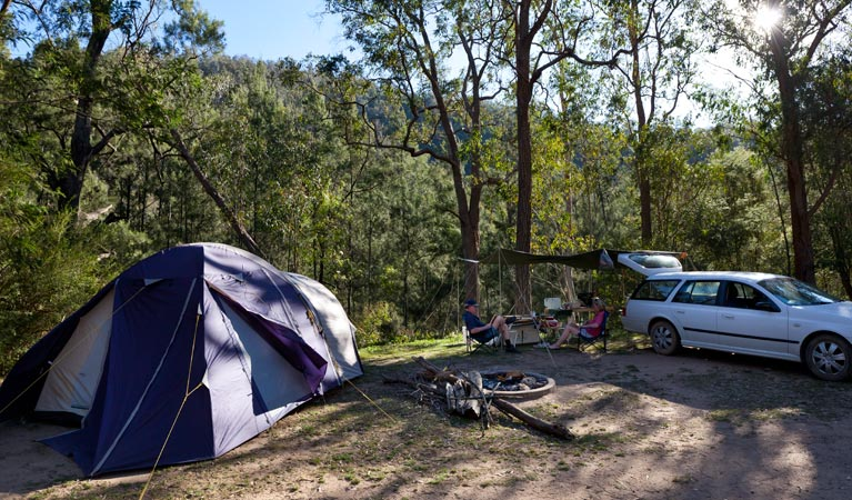 Deua River campgrounds - Deua - Melbourne Tourism
