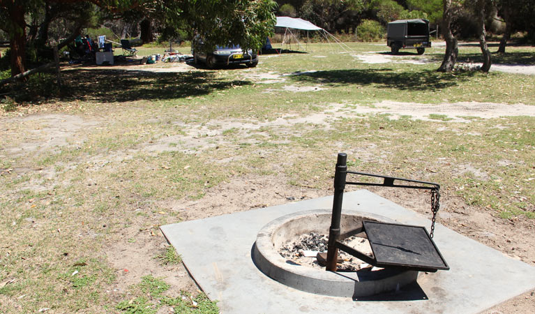 Gillards campground - Melbourne Tourism