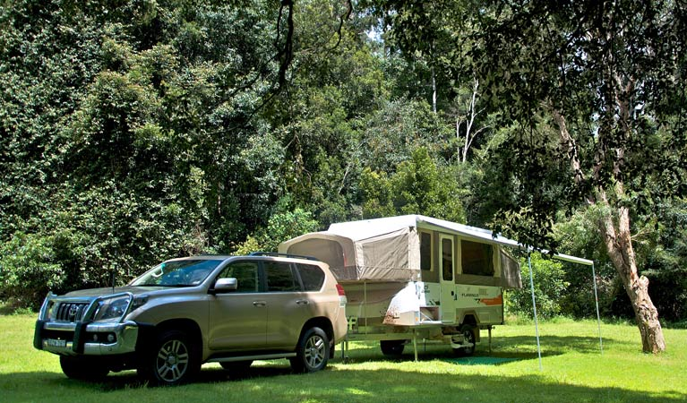Gloucester River campground - Melbourne Tourism