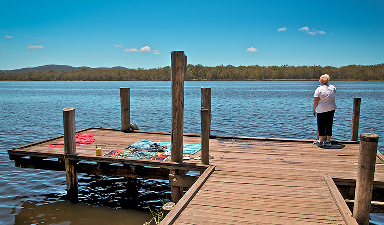 Korsmans Landing campground - Melbourne Tourism