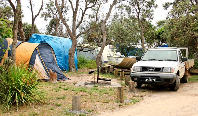 Picnic Point campground - Melbourne Tourism