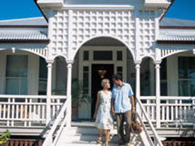 Wiss House Bed and Breakfast - Melbourne Tourism