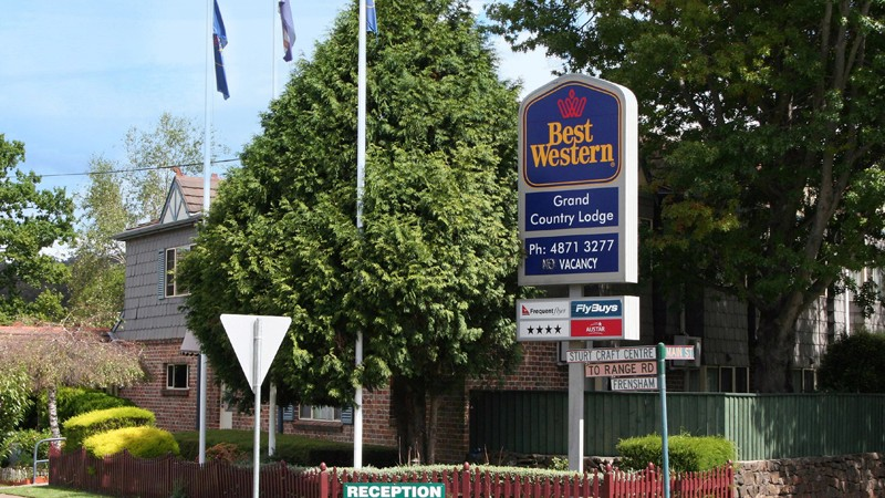 Best Western Grand Country Lodge - Melbourne Tourism