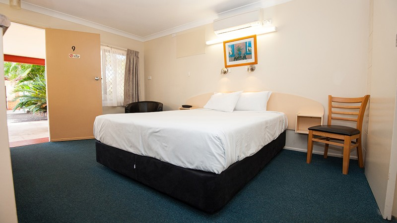 BEST WESTERN Bundaberg City Motor Inn - Melbourne Tourism