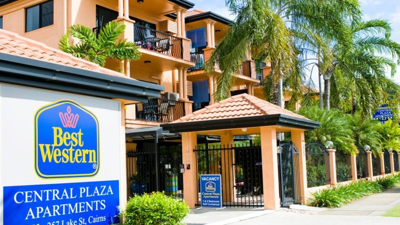 Central Plaza Apartments Cairns - Melbourne Tourism