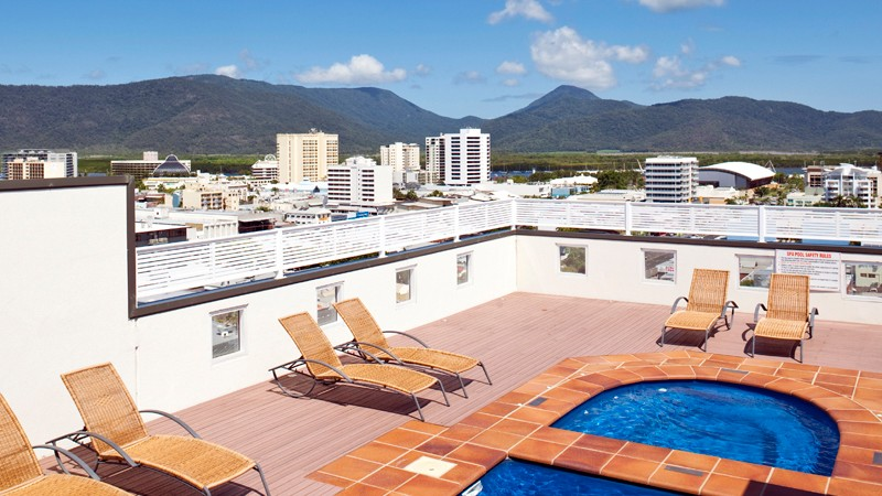 BEST WESTERN PLUS Cairns Central Apartments - Melbourne Tourism