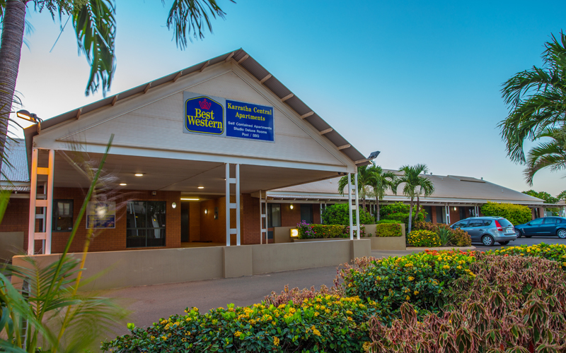 Best Western Karratha Central Apartments - Melbourne Tourism
