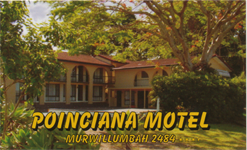 Poinciana Motel - Melbourne Tourism