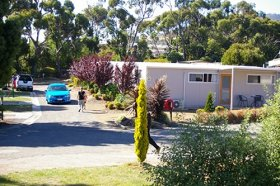 Barilla Holiday Park - Melbourne Tourism