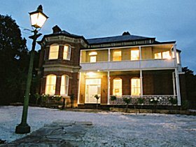 Amberley House - Melbourne Tourism