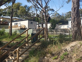 Coningham Beach Holiday Cabins - Melbourne Tourism