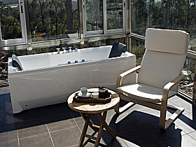 Harmony Hill Wellness and Organic Spa Retreat - Accommodation - Melbourne Tourism