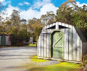 Discovery Holiday Parks Cradle Mountain Cosy Cabins - Melbourne Tourism