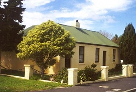 Bicheno Gaol Cottages - Melbourne Tourism