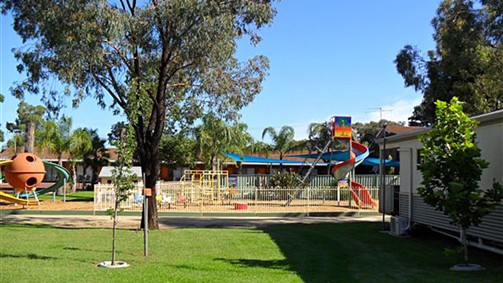 Nathalia Motel and Holiday Park