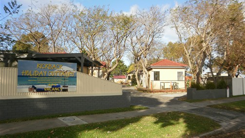 Kickback Cottages - Melbourne Tourism