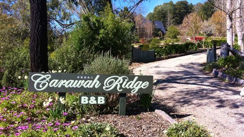 Carawah Ridge Bed and Breakfast - Melbourne Tourism