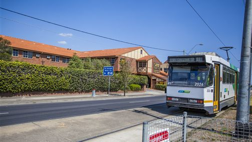 St Georges Motor Inn - Melbourne Tourism