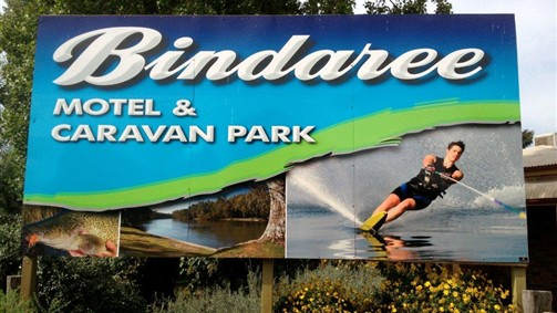 Bindaree Motel  Caravan Park - Melbourne Tourism