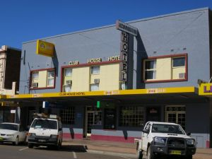 Club House Hotel Gunnedah - Melbourne Tourism