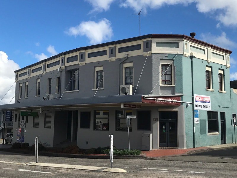 Commercial Hotel Motel Lithgow - Melbourne Tourism