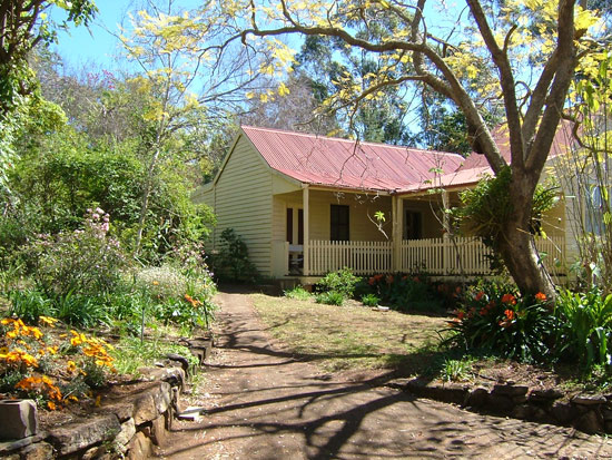 Hermitage Cottage - Melbourne Tourism