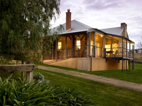 Longview Vineyard Homestead - Melbourne Tourism