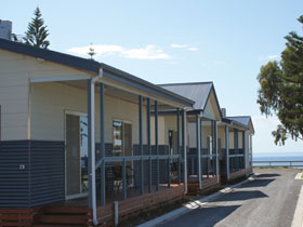 Port Vincent Caravan Park and Seaside Cabins - Melbourne Tourism