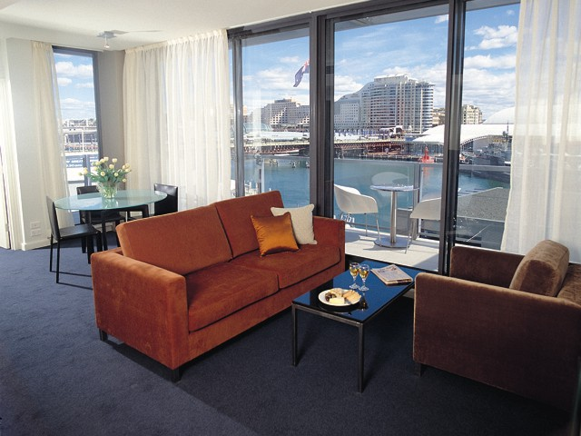 Adina Apartment Hotel Sydney Harbourside