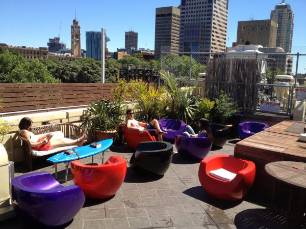 Big Hostel - Melbourne Tourism