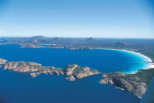 Cape Le Grand Camp at Cape Le Grand National Park - Melbourne Tourism