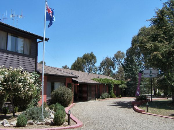 Cottonwood Lodge Motel - Melbourne Tourism