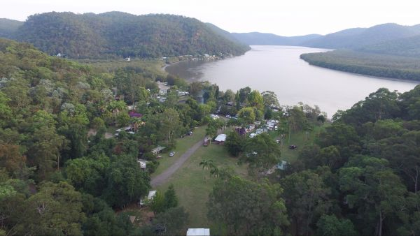 Greenmans on the Hawkesbury