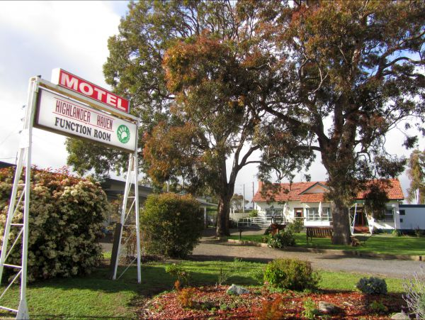 Highlander Haven Motel - Melbourne Tourism