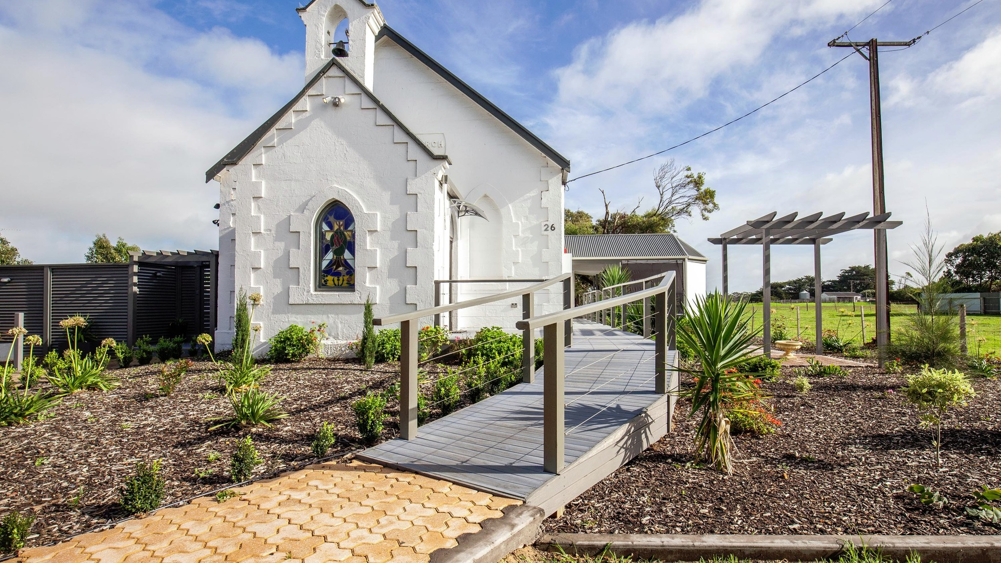 Arches of Allendale Annexe - Melbourne Tourism