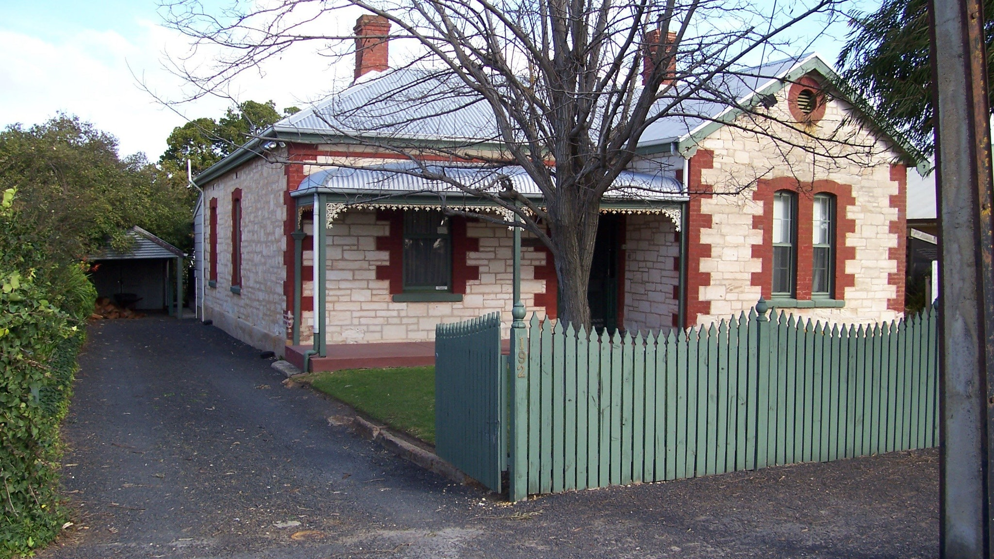 Naracoorte Cottages  Smith Street Villa