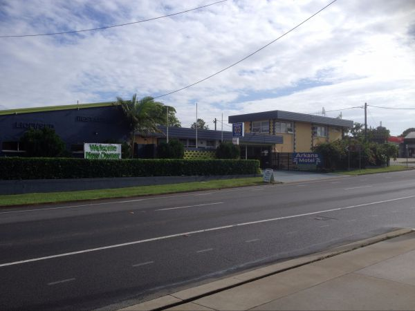 Arkana Motel - Melbourne Tourism