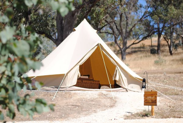 Cosy Tents - Melbourne Tourism