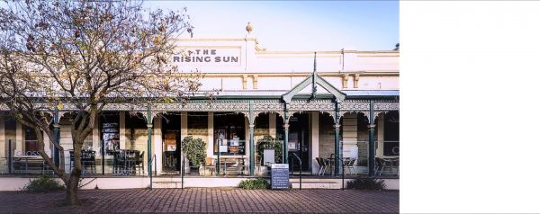 The Rising Sun Hotel - Melbourne Tourism