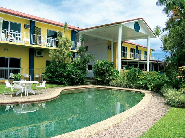Barrier Reef Motel - Melbourne Tourism