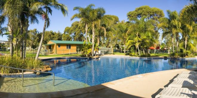 BIG4 Narooma Easts Holiday Park - Melbourne Tourism